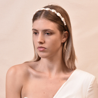 Lizzie Coastal Goddess Headband