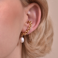 Fable Pearl Drop Earrings