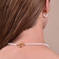 Milani Off Centre Pearl Necklace