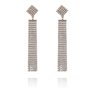 Higher Attitude Statement Earrings image