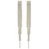 Geovana Crystal Diamante Earrings image