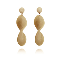 Trinette Modern Twist Earrings image
