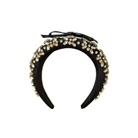Aymeli Cover Girl Luxury Headband (Black) image
