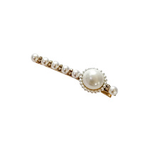 Lux Vintage Pearly Barrette image